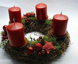 Dekorácie - Advent klasika - 8845091_