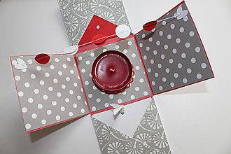 Krabičky - Narodeninová exploding box - 8843482_