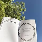 Papiernictvo - Denník Vďačnosti ♥ Poštovné ZDARMA♥ - 8842488_