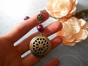 Sady šperkov - Nosím ťa vo svojom srdci... IV. - 8845274_