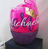 - Pohár pre Mišku Violet - 8844187_