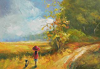 Grafika - Slunecny podzim - 8845482_