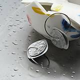 Náušnice - Texture squircle - 8845484_