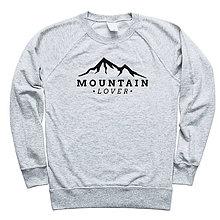 Mikiny - Mountain Lover I. - 8844420_