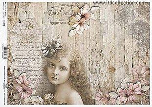 Papier - ryžový papier ITD 1324 - 8841983_