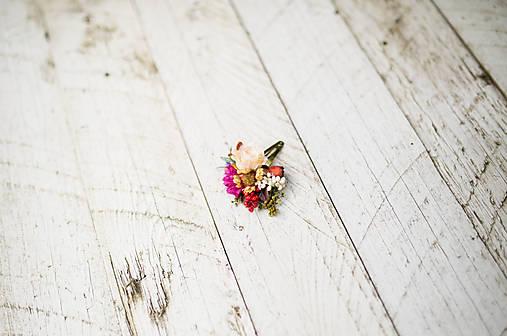 "Kvetinová pukačka ""jesenná dúha"""