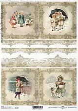 Papier - Ryžový papier ITD 1307 - 8843949_