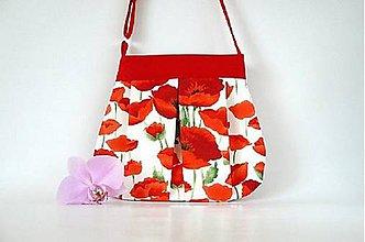 Detské tašky - Vlčie maky extra - 8841561_