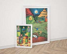 Grafika - 2ks plagáty za výhodnú cenu! - 8842334_