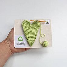 Odznaky/Brošne - Brošňa Som zelená! - 8847570_