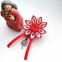 Detské doplnky - Kvietok proti urieknutiu ŠTVORLÍSTOK - 8847443_