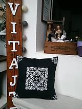 Úžitkový textil - Obliečka s vankúšom č.21 - 8846779_
