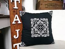Úžitkový textil - Obliečka s vankúšom č.21 - 8846783_