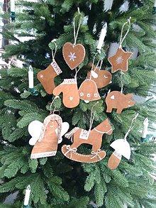 Dekorácie - Vianočné ozdoby