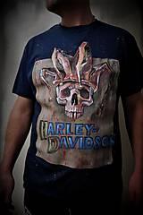 Tričká - Joker-Harley Davidson - 8848878_