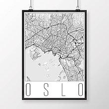 Obrazy - OSLO, moderné, biele - 8850136_