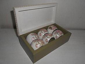 Krabičky - Prstienky na servítky - 8849582_