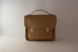 Veľké tašky - Brown shoulder bag N - 8847919_