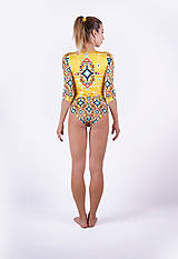 Topy - Navajo tribal winter - dámske body - 8849055_