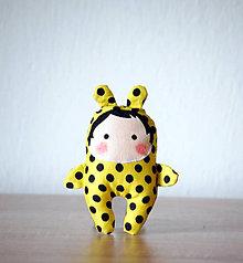 Hračky - Mini včielka - 8849992_