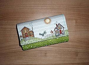 Peňaženky - Peňaženka - Na vidieku - 17 - 8846419_