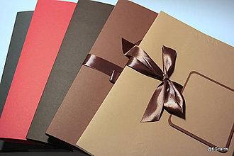 Papiernictvo - Vianočný obal na foto, obraz A4 (vzor 6) - 8854408_