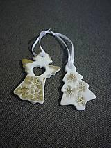 Dekorácie - Vianočné ozdoby - 8853420_