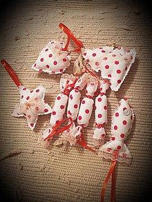 Drobnosti - Vianocne ozdoby - 8851412_