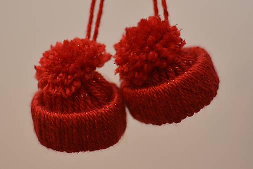 971b6767a Vianočné čiapky / TvorivkaJanus - SAShE.sk - Handmade Dekorácie