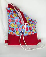 Batohy - Detský batôžtek + puzdro - 8852343_