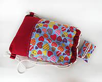 Batohy - Detský batôžtek + puzdro - 8852351_