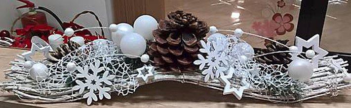 Dekorácie - Vianočné dekorácie - 8851419_