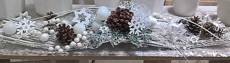 Dekorácie - Vianočné dekorácie - 8851421_