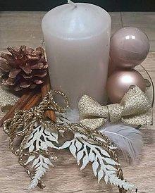 Dekorácie - Vianočné dekorácie - 8851422_