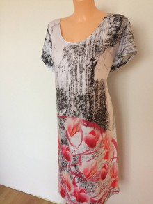 Šaty - Šaty-magnolie - 8851431_