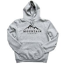 Mikiny - Mountain Lover I. - 8851862_