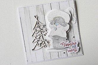 Papiernictvo - Vianočná pohľadnica - Me to you 3 - 8852004_