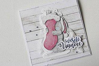 Papiernictvo - Vianočná pohľadnica - Me to you 4 - 8852016_