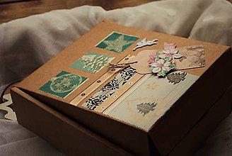 Krabičky - Krabička na drobnosti - 8855042_
