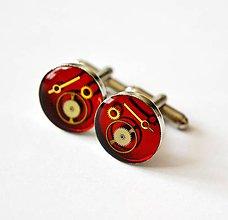 Šperky - Manžetové gombíky - 8852300_