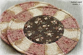 """Úžitkový textil - prestierania """"southern vintage"""" - 8853989_"""