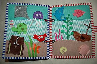 Hračky - podmorský svet - 8855620_