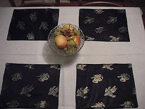 Úžitkový textil - Rowan - vianočné prestieranie - 8852552_