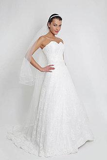 Šaty - Svadobné šaty Sarah - 8861712_