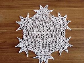 Úžitkový textil - Háčkovaná dečka 20 - 8858882_