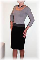 Šaty - Šaty volnočasové vel.36-38 - 8861392_