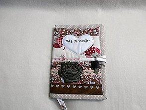 Hračky - obal na zápisník - môj denník 6 - 8859421_