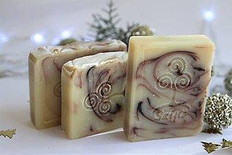 Drogéria - Prírodné mydlo s kakaovým  maslom a mätou - 8857454_
