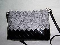 Kabelky - Elegantná crossbody kabelka - 8861441_