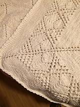 Úžitkový textil - Deka - 8861856_